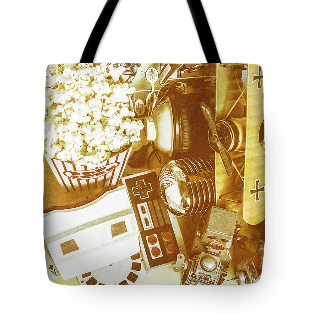 Vintage Tote Bag featuring the photograph Weathered In Nostalgia by Jorgo Photography - Wall Art Gallery