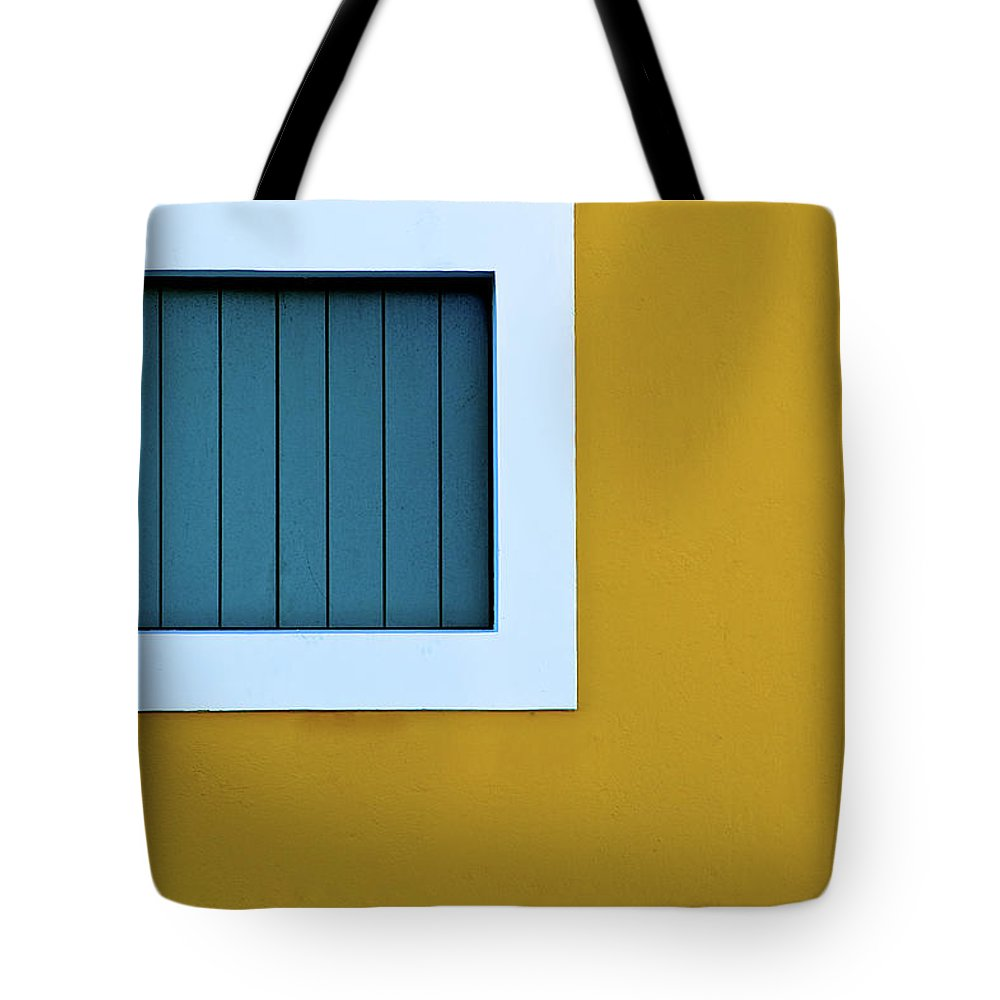 Outdoors Tote Bag featuring the photograph Window by L F Ramos-reyes