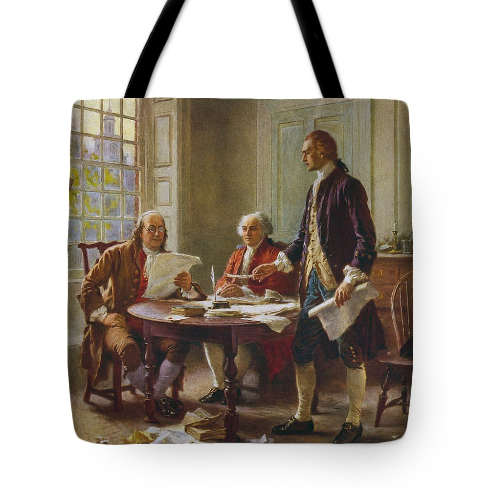 Us Presidents Tote Bags