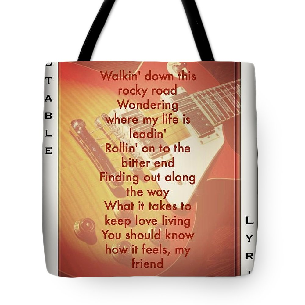 Bad Company Tote Bag featuring the photograph Ready For Love by David Norman