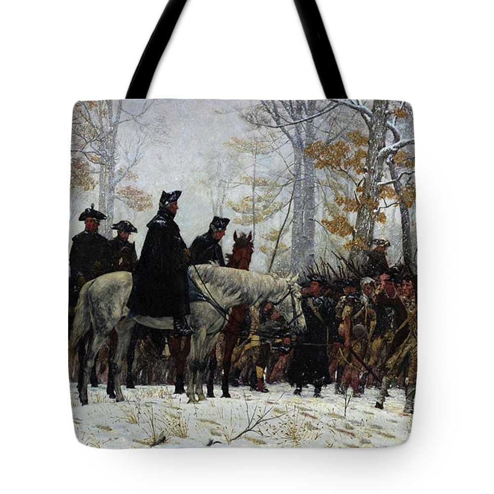 The March Tote Bags