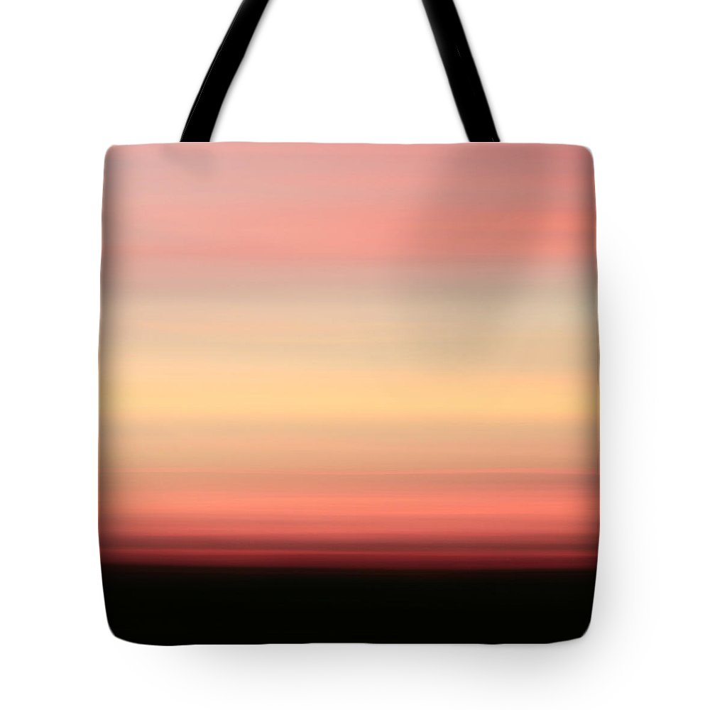 Abstract Tote Bag featuring the photograph Blush by Laura Fasulo