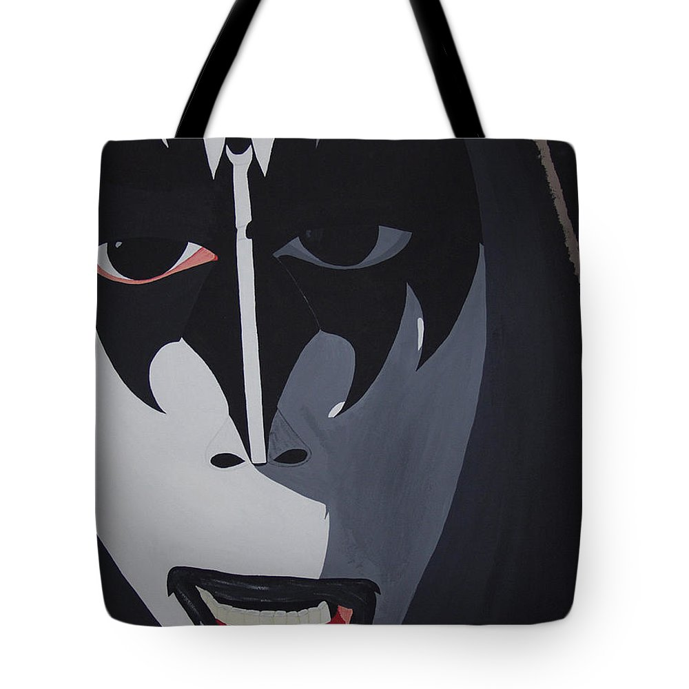 Original Tote Bag featuring the painting Chaim by Dean Stephens