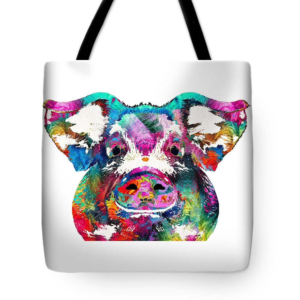 Ranch Tote Bags