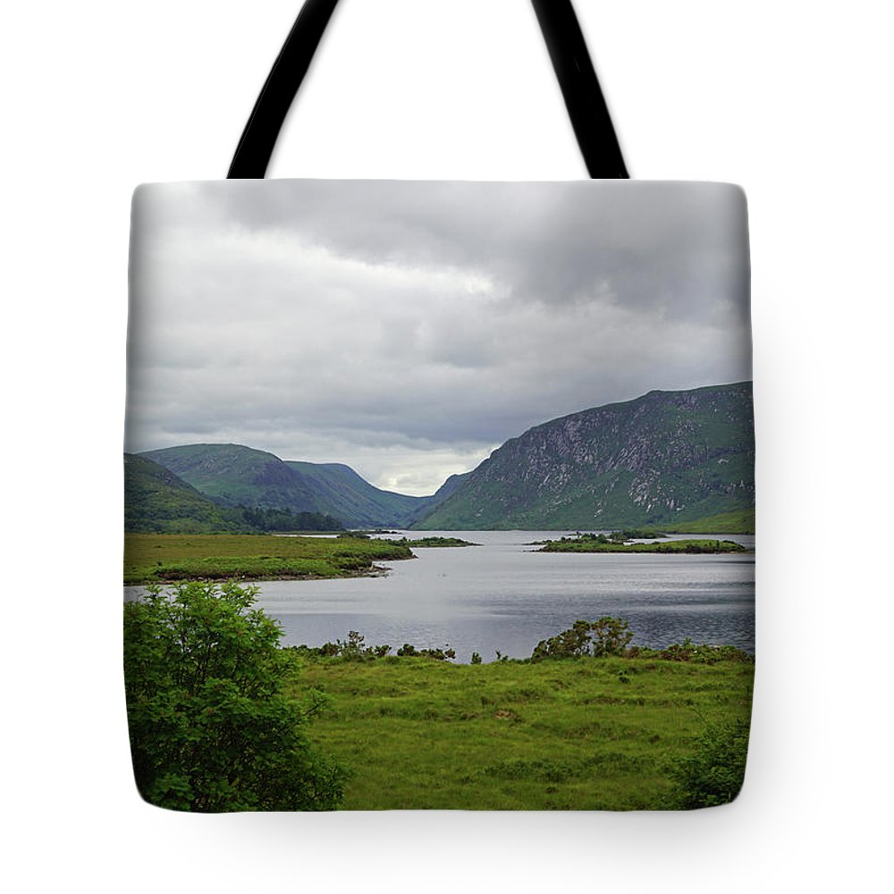 Ireland Landscapes Tote Bags
