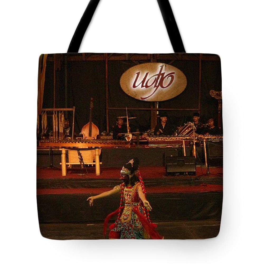 Bandung Tote Bags