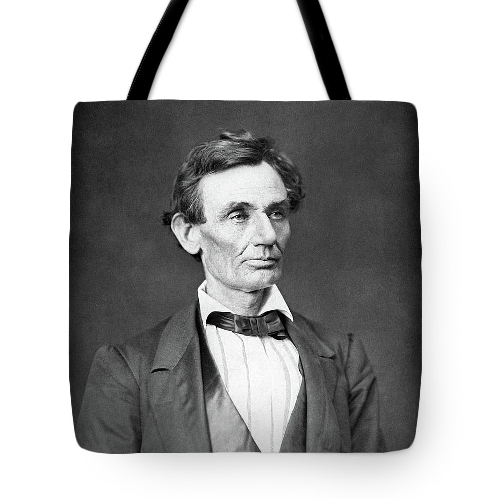 Lincoln Tote Bags