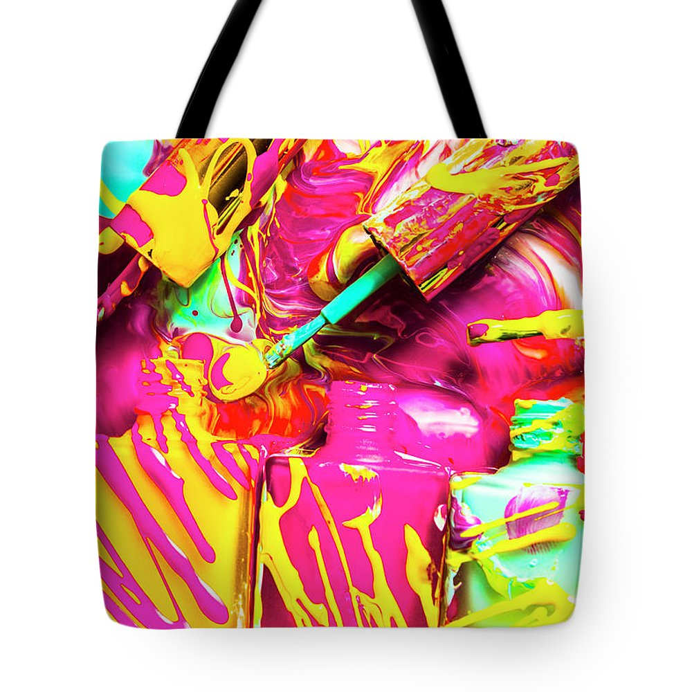 Makeup Tote Bag featuring the photograph New Release by Jorgo Photography - Wall Art Gallery