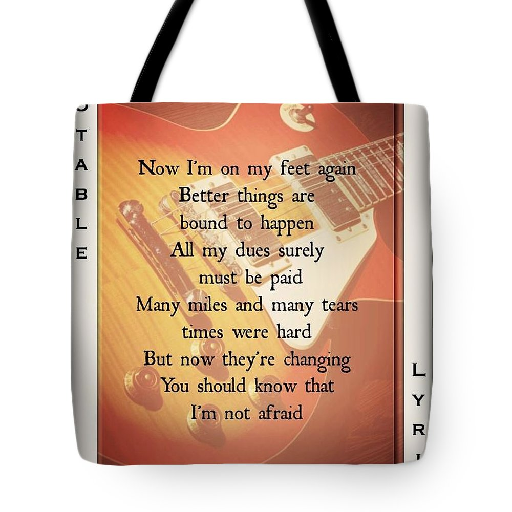 Bad Company Tote Bag featuring the photograph Ready For Love 2 by David Norman