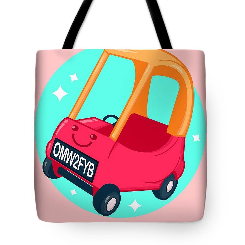 Fisher Price Tote Bags