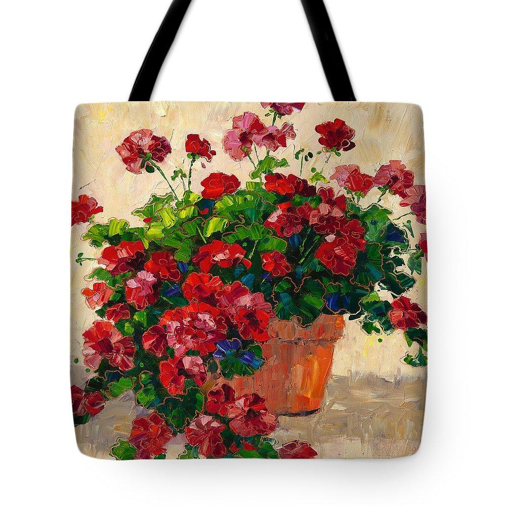 Linda Star Landon Tote Bags