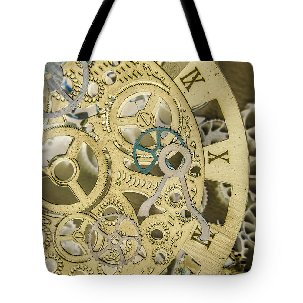 Industry Tote Bag featuring the photograph Revisionary by Jorgo Photography - Wall Art Gallery
