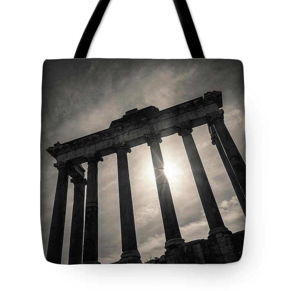 Italian Architecture Tote Bags