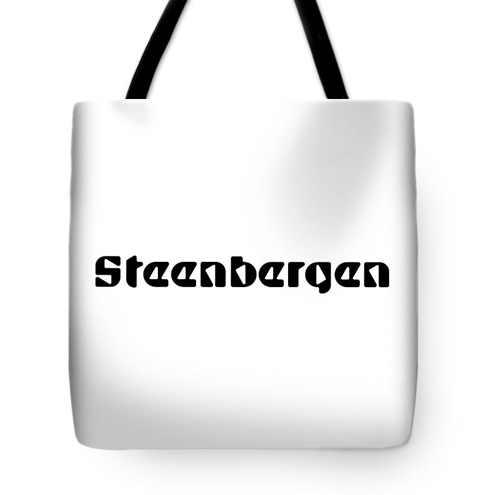 Steenbergen Tote Bags