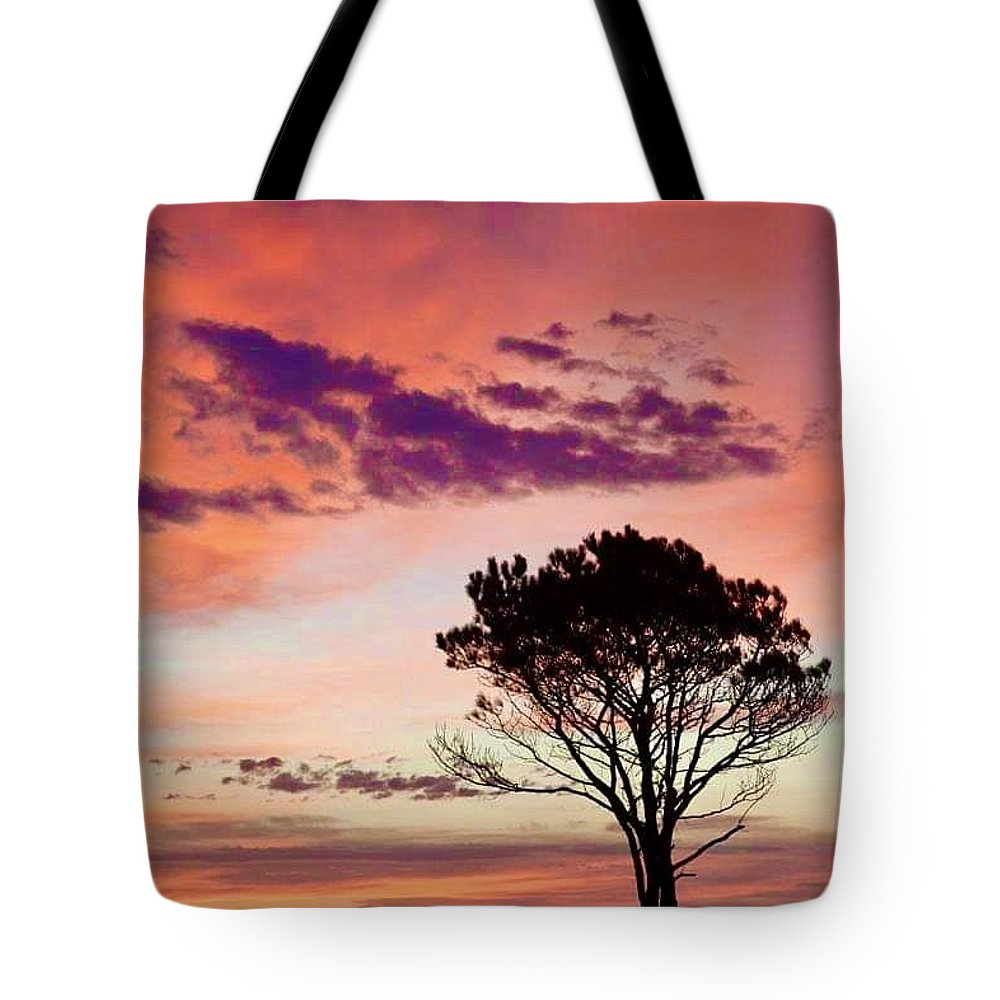 Landscape Tote Bag featuring the photograph Sunrise 2 by Michael Stothard