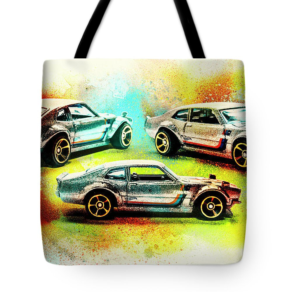 Street Tote Bag featuring the photograph Urbanized by Jorgo Photography - Wall Art Gallery