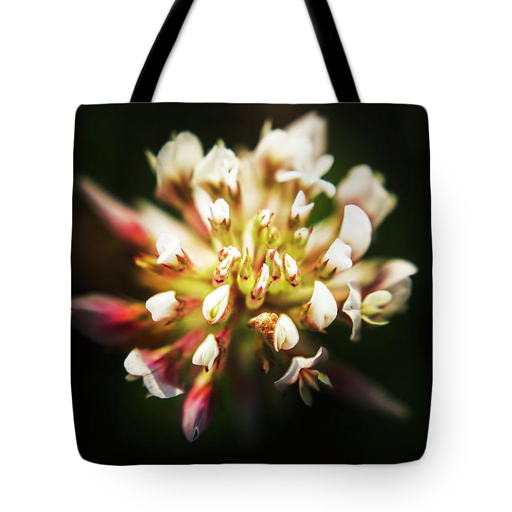 Wildflower Tote Bag featuring the photograph Wild Darkness by Jorgo Photography - Wall Art Gallery