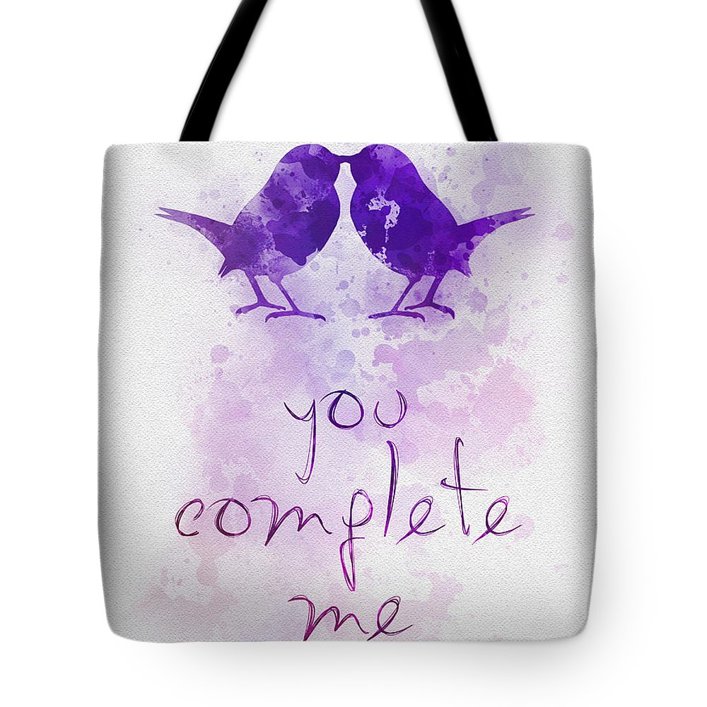 Designs Similar to You Complete Me