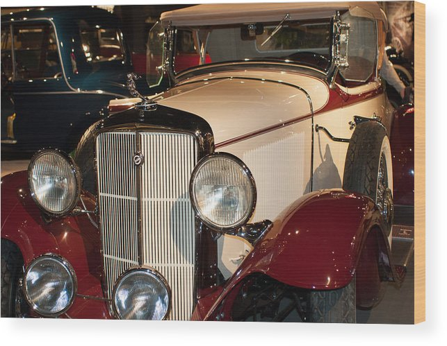 Studebaker Wood Print featuring the photograph Studebaker by Craig Hosterman