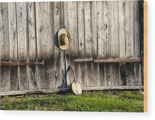 Image result for barn door banjo