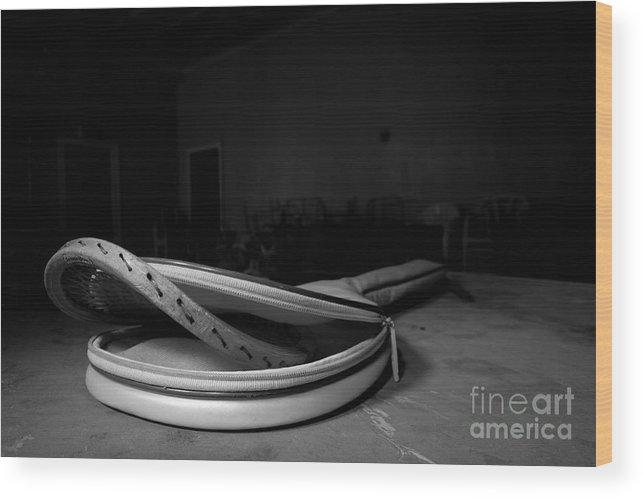 Borscht Belt Wood Print featuring the photograph Love 15 by Rick Kuperberg Sr