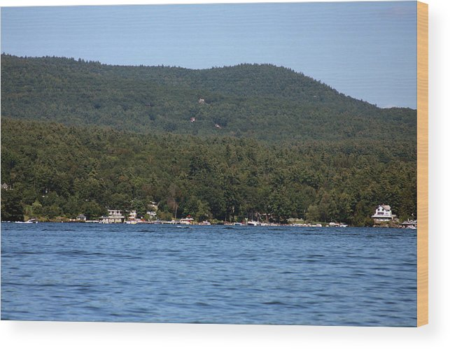 Lake Wood Print featuring the photograph Lake George New York by Vadim Levin