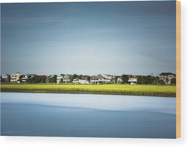 Pawleys Island Wood Print featuring the photograph Pawleys Island Marsh by Ivo Kerssemakers