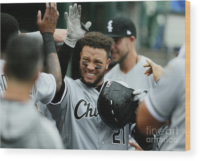 People Wood Print featuring the photograph Chicago White Sox V Detroit Tigers - 12 by Duane Burleson