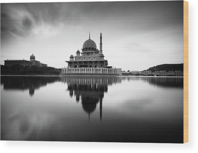 Tranquility Wood Print featuring the photograph Peace by I Shoot And I Share