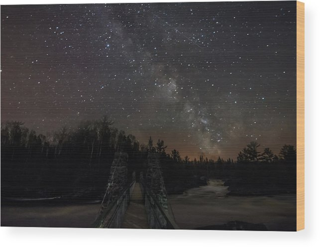 Jay_cooke Wood Print featuring the photograph Jay Cooke State Park by RC Pics