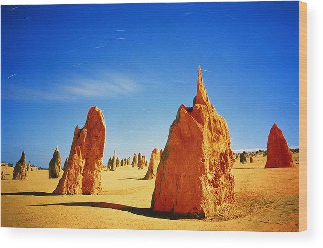 Scenics Wood Print featuring the photograph Australia, Western Australia by Paul Souders