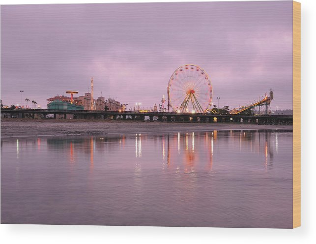 Southern California Wood Print featuring the photograph San Diego County Fair by Paule858
