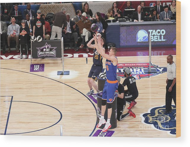 Event Wood Print featuring the photograph Taco Bell Skills Challenge 2017 by Joe Murphy