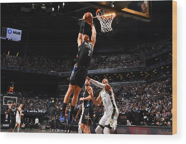 Nba Pro Basketball Wood Print featuring the photograph Blake Griffin by Jesse D. Garrabrant