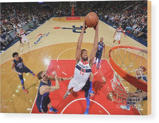 Nba Pro Basketball Wood Print featuring the photograph Jabari Parker by Jesse D. Garrabrant