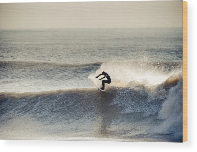 People Wood Print featuring the photograph The fine art of balancing by s0ulsurfing - Jason Swain