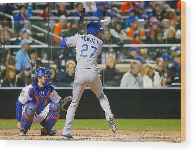 People Wood Print featuring the photograph Raul Mondesi by Jim McIsaac