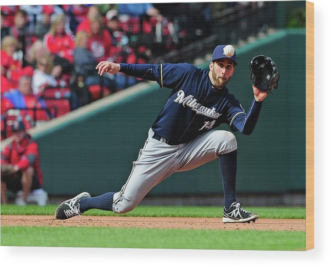 Catching Wood Print featuring the photograph Tony Cruz by Jeff Curry