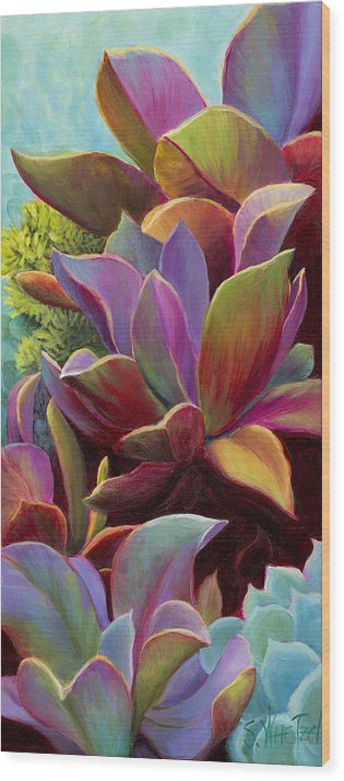 Succulent Jewels by Sandi Whetzel