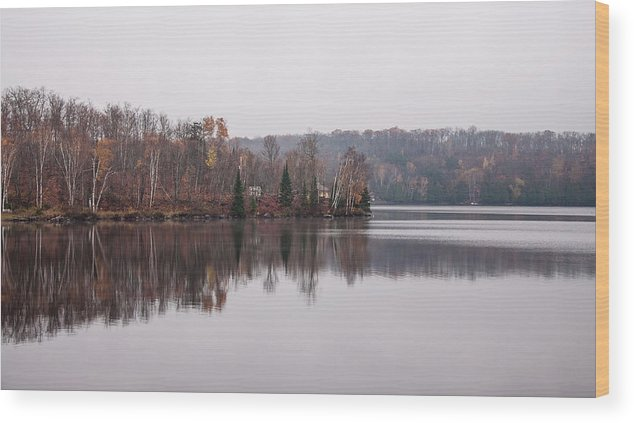 Wood Print featuring the photograph Stillness Of The Morning by Rosemary Legge