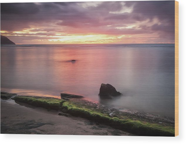 Art Wood Print featuring the photograph Possibilities by Jon Glaser