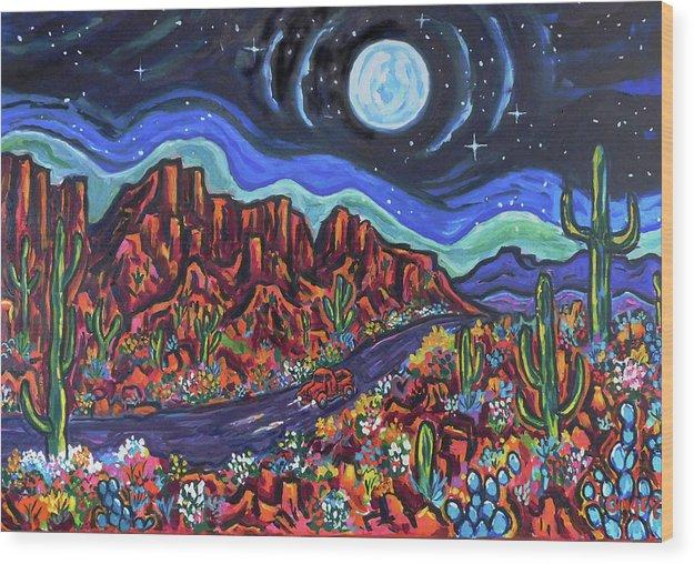 Arizona Moon by Bill Binger