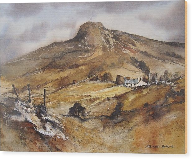 Eagle Hill Hacketstown by Roland Byrne