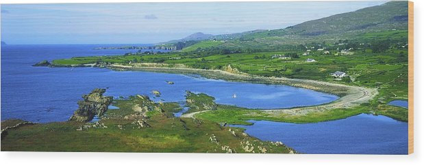 Beauty In Nature Wood Print featuring the photograph Sheeps Head, Co Cork, Ireland Headland by The Irish Image Collection