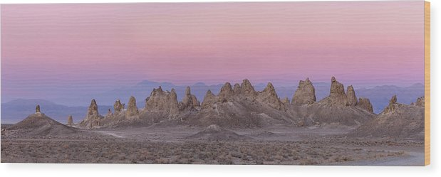 Abandoned Wood Print featuring the photograph Usa, California Composite Panoramic by Jaynes Gallery