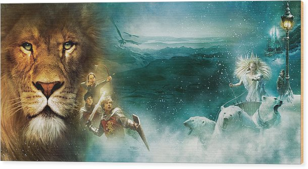 The Chronicles of Narnia The Lion, the Witch and the Wardrobe by Dorothy Binder