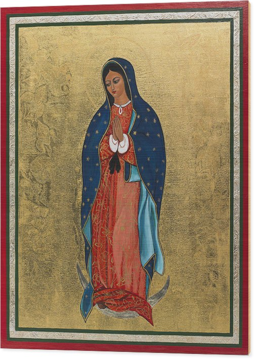 Our Lady of Guadalupe I by Ilse Wefers