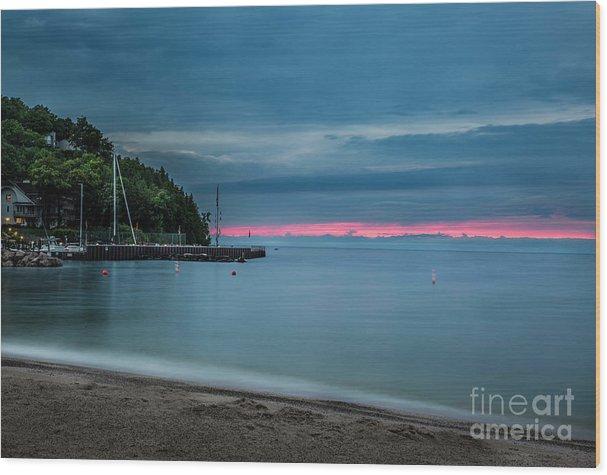Pink Horizon by Shawn Einerson