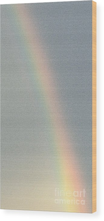 Colors Wood Print featuring the photograph Colors Of The Rainbow by Gary Richards