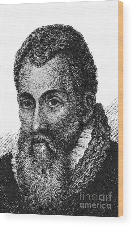 scottish mathematician john napier
